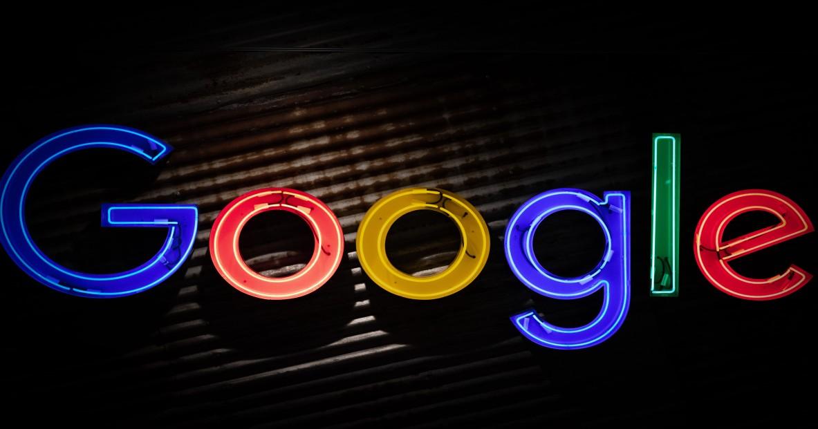 Le logo Google pour illustrer l'article comment chercher des images libres de droit