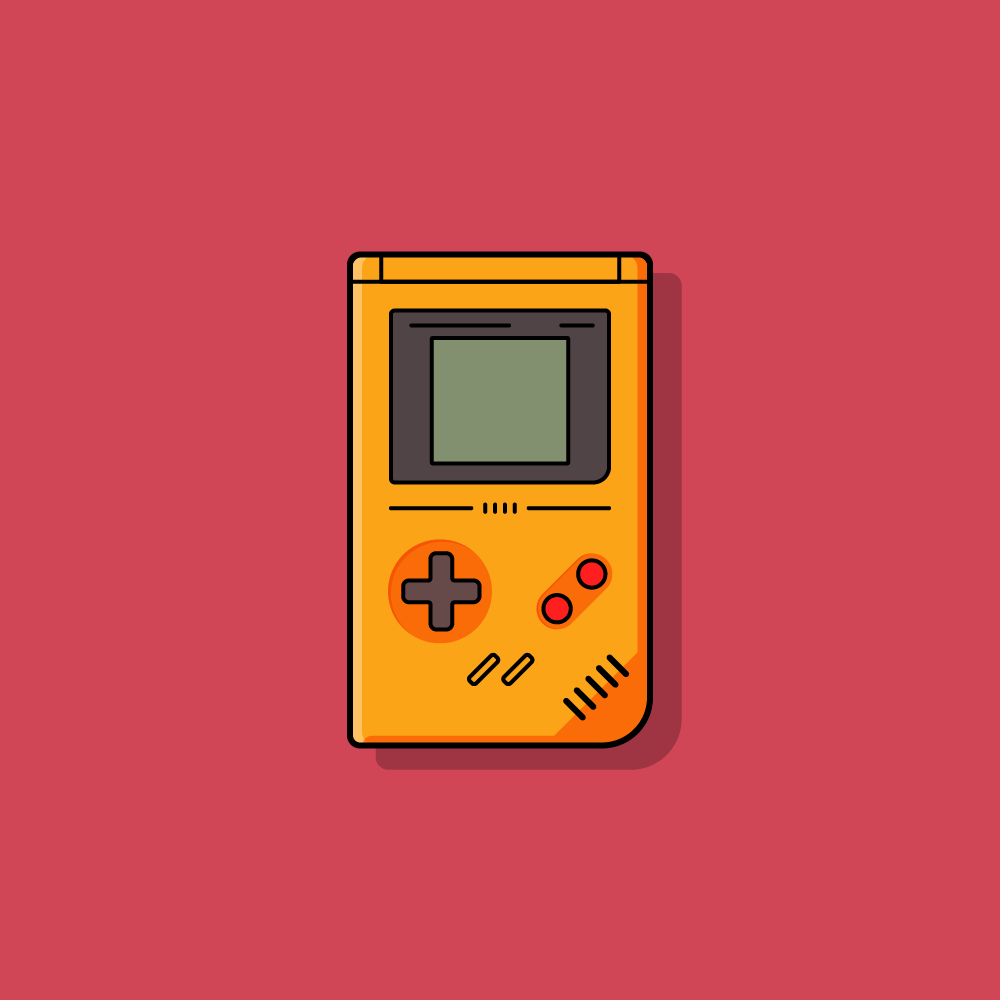 gameboy dessin